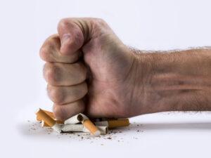 effecten stoppen met roken